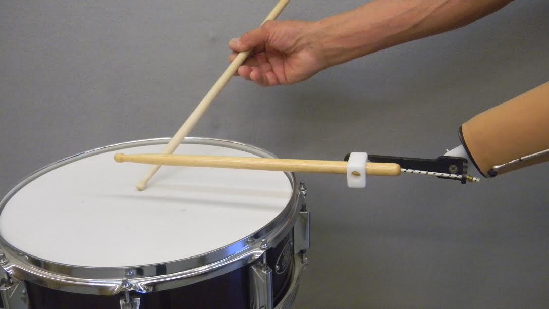 music drum stick trs prosthetics. Black Bedroom Furniture Sets. Home Design Ideas
